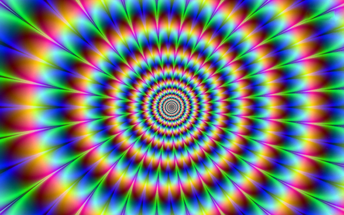 Crazy Illusions